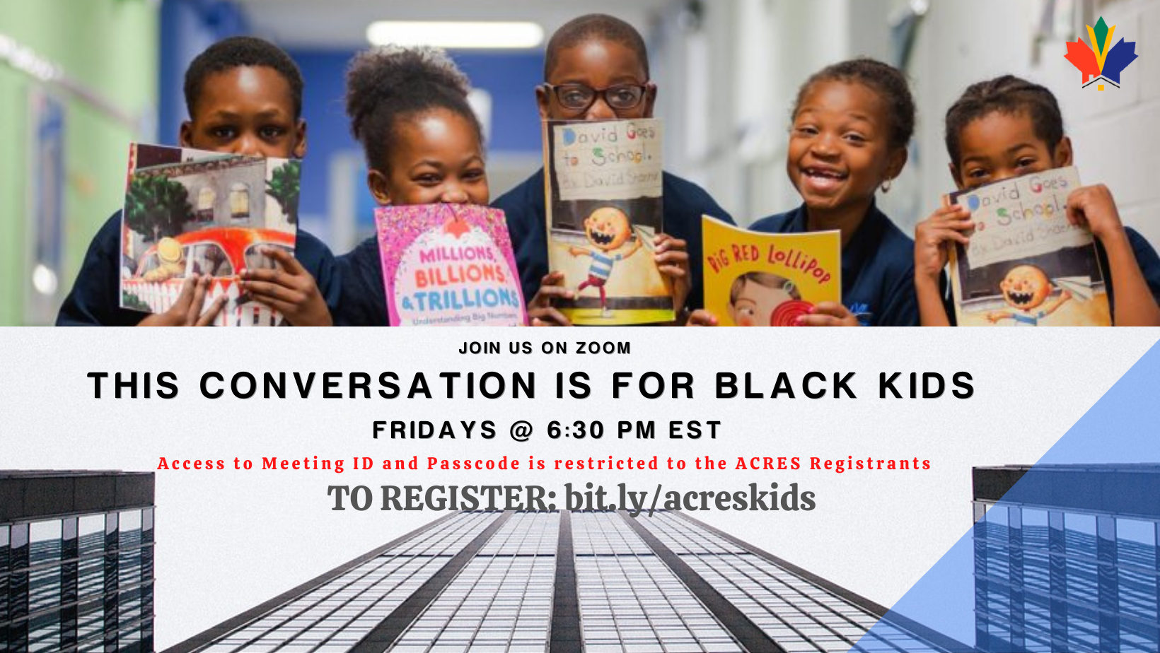 This Event Is For Black Kids
